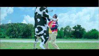 Repeat youtube video Crazy Cow Fight