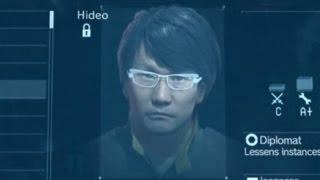 MGSV: Phantom Pain - Hideo Kojima VIP Easter Egg (Metal Gear Solid 5)