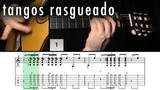 Flamenco Guitar 102 - 15 Tangos Rasgueado
