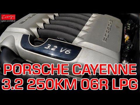 Montaż gazu LPG do Porsche Cayenne 3.2 250KM 184kW 2006r w Energy Gaz Polska!