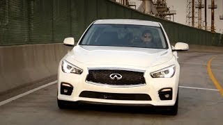 2015 Infiniti Q50 - Review and Road Test