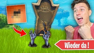 ES IST WIEDER DA nach UPDATE ! Fortnite Battle Royale
