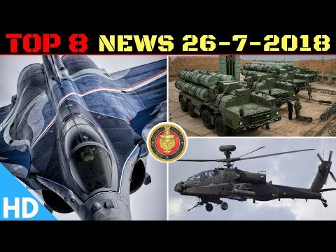 Indian Defence Updates : Rafale Price Revealed,1st Indian Apache Enters Trials,Complete Waiver India
