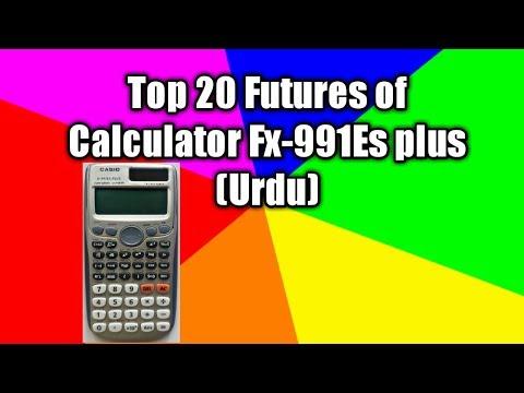 Top 20 Features of Calculator Fx-991 ES plus:Calculator Skills:Calculator tricks