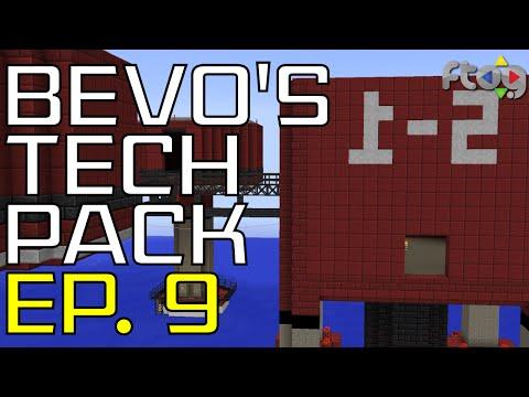 Bevo's Tech Pack #9 - Starting the Oil Rig build - ftog Community Server