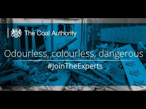 Webinar: Mine gas - odourless, colourless, dangerous