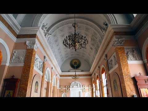 Inside the Saint Petersburg academy of art, excellent docume
