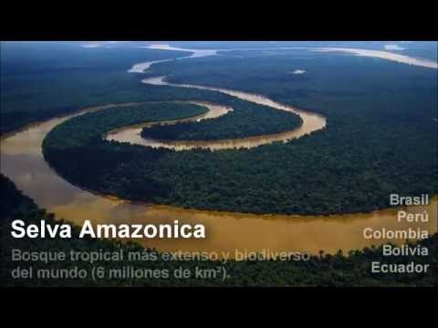 Las 7 Maravillas Naturales de América del Sur