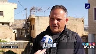 مستوطنون يعتدون على قرية اللبن الشرقية - (30-1-2019)