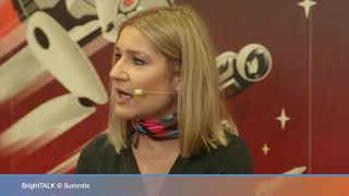 Big Data LDN 2019 Interviews: Gender Diversity in Data