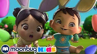 Going on an Egg Hunt!   Narrative Kids Stories   Little Baby Bum   Baby Videos   Easter Videos
