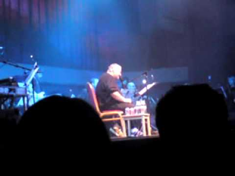 Daniel Johnston - Wicked World.Troxy London 2010