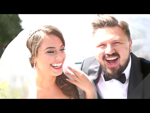 Persian + Turkish Wedding high above Hamburg | a BOUTIQUE WEDDING FILM