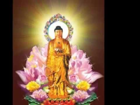 Nam mô A di đà Phật buông bỏ mọi thứ, nhìn vào Ngài, tịnh tâm 7 phút niệm - YouTube