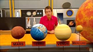 C'est pas sorcier -Le système solaire