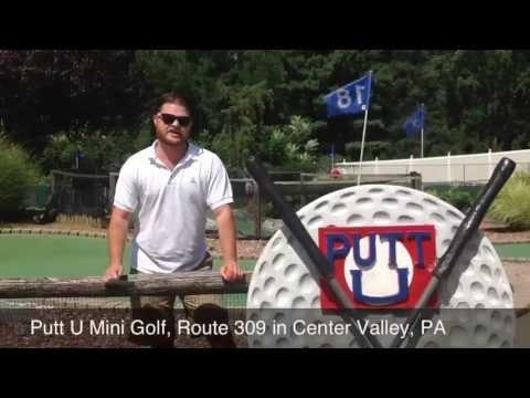 Live Like a Local: Putt U Mini Golf