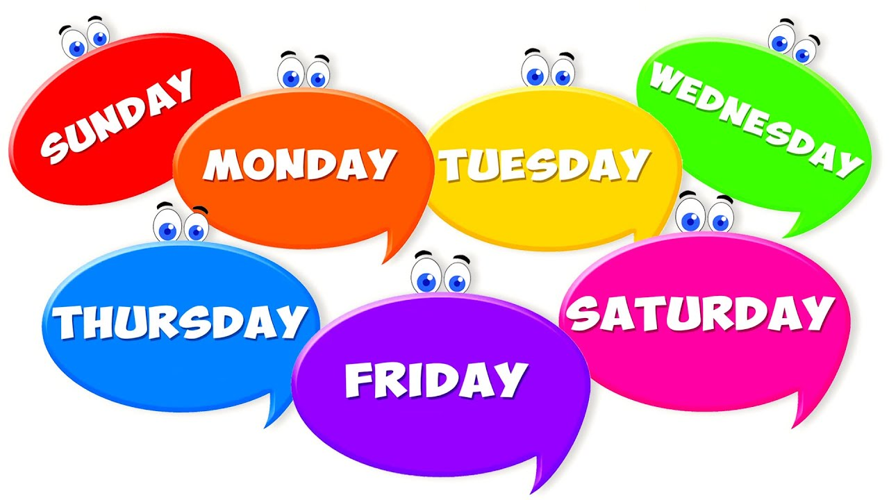 Days Of the Week | Learning Videos for Children | Learn Days Of The Week - Kids Tv Channel