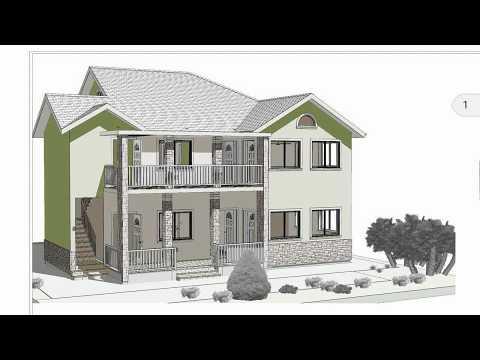 BUILDING 3 BEDROOM HOUSE IN GHANA