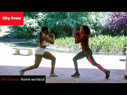 MoFitness: A simple workout you can do at home