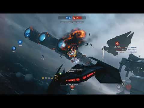 Curse You Clones!! - Star Wars Battlefront 2