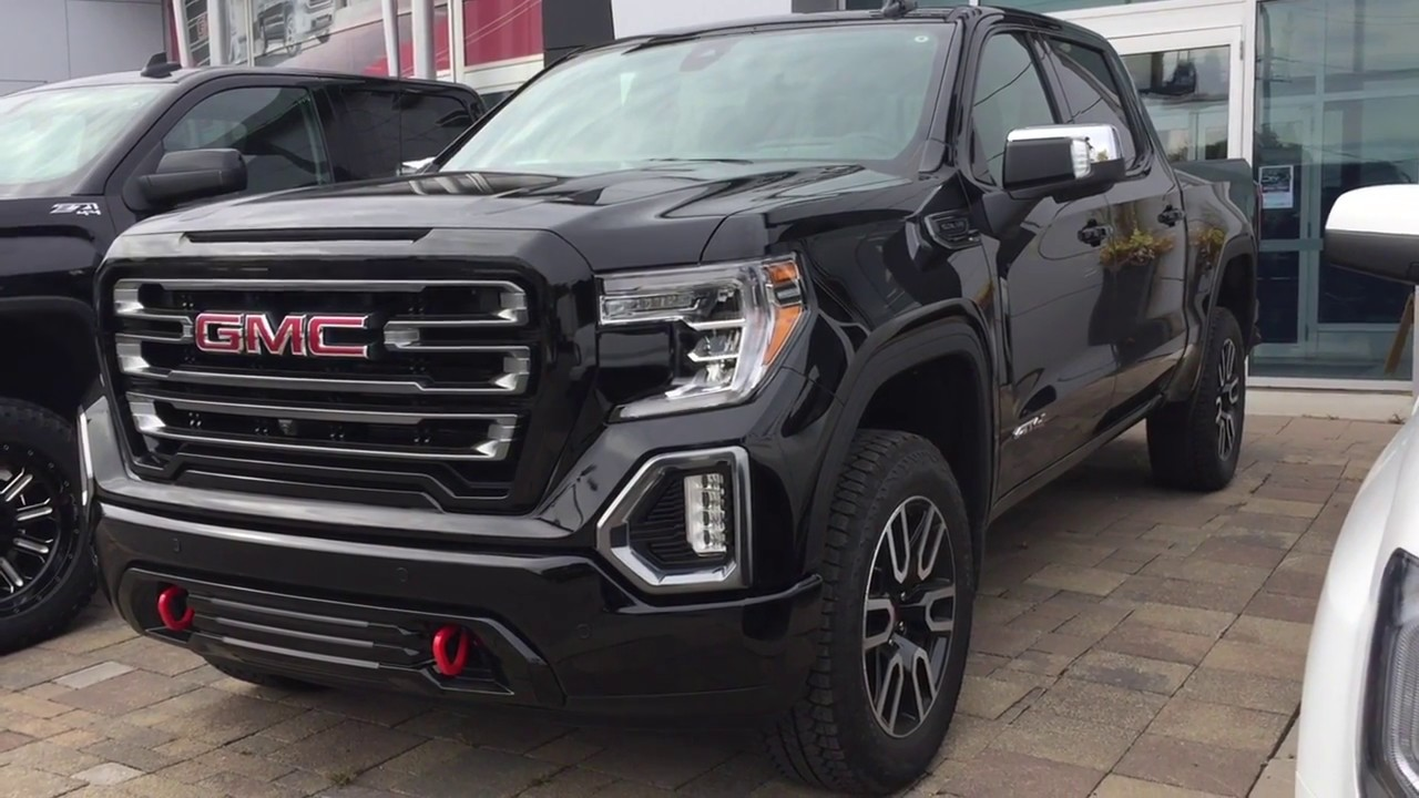 First Look 2019 Gmc Sierra 1500 At4 Multi Function Tailgate Oshawa