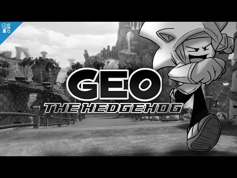 Geo's Adventure - Geo The Hedgehog (Animated)