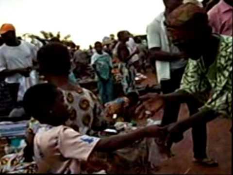 Projet d'échange culturel Afenu: La vie à Vogan Togo