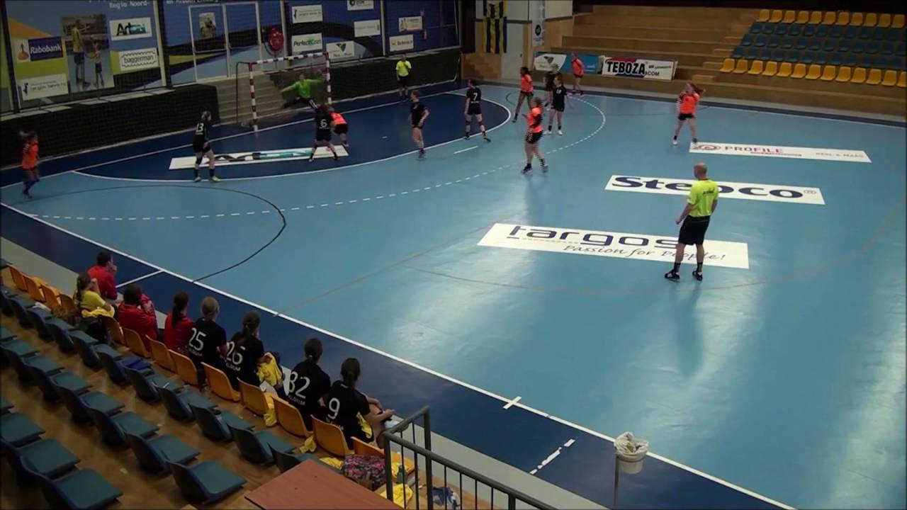 Ned U 18 Belgie Vlieger Handbal 2016 Youtube