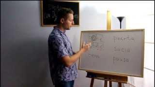 Урок 3. Дифтонг в испанском языке. Илья Герасимец