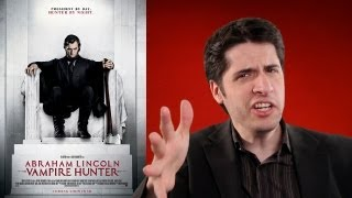 Abraham Lincoln Vampire Hunter movie review