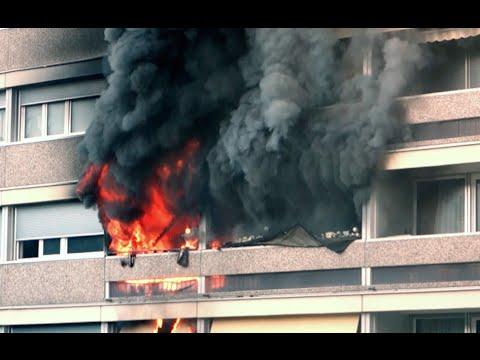 Pompiers Genève - Rétrospective 2014 du SIS