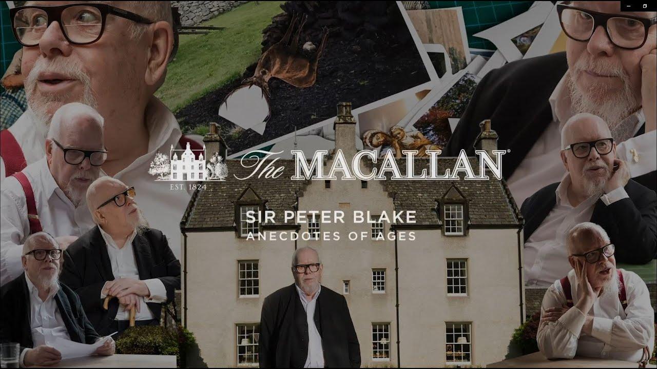 Sir Peter Blake Single Malt Scotch // 750 ml video thumbnail