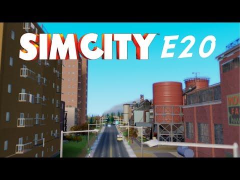SimCity - E20 - Grote Gebouwen
