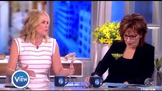 "Chelsea Handler - Melania Would Be ""American Hero"" If She Divorced Trump - The View"