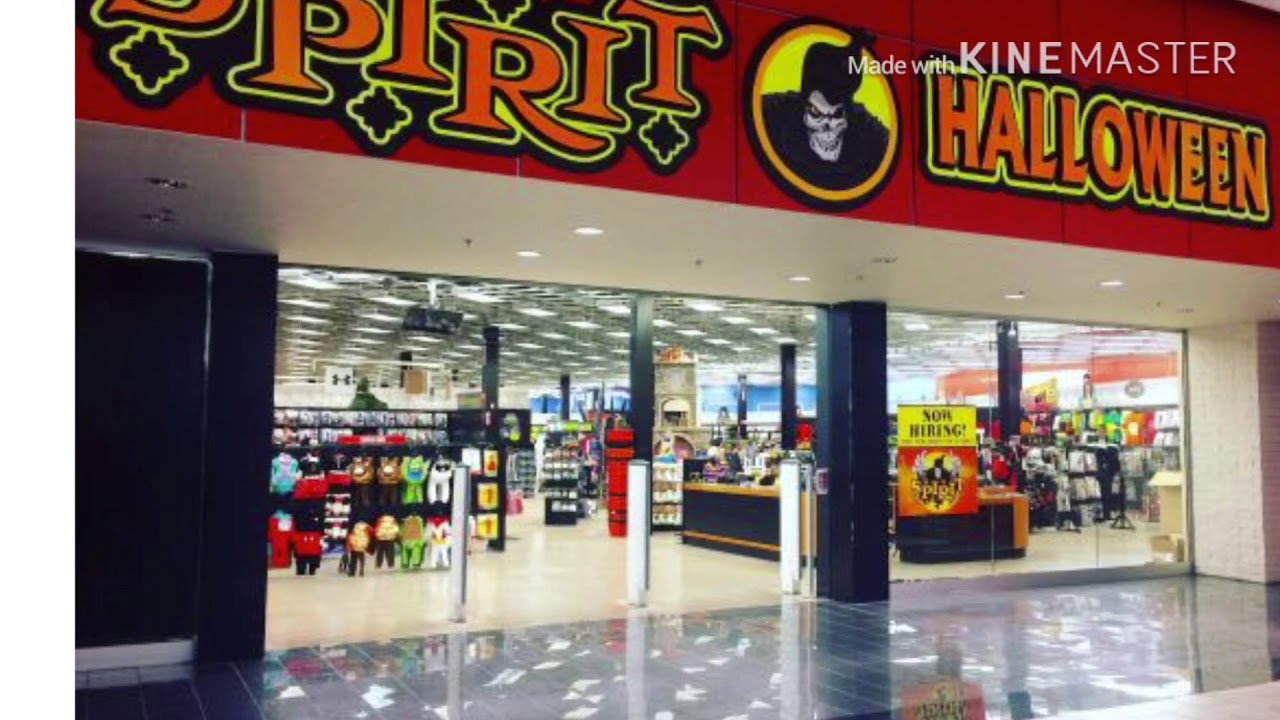 Spirit Halloween 2019 Some Stores Open Soon And Some Open!