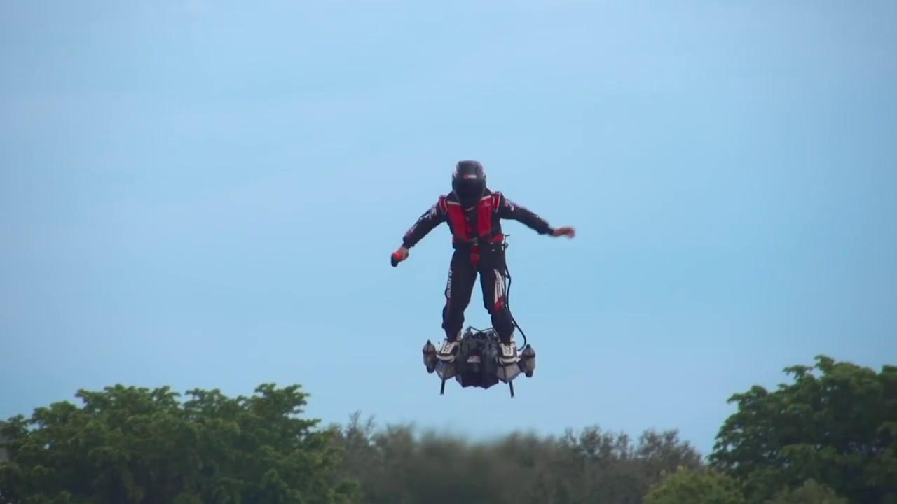 Как сделать чтобы человек летал