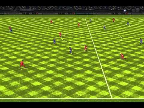 FIFA 14 iPhone/iPad - Verona FC vs. Rosenborg BK