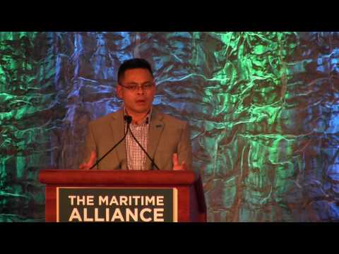 BlueTech Summit 2017 Panel 7 Port & Maritime Operations and Security