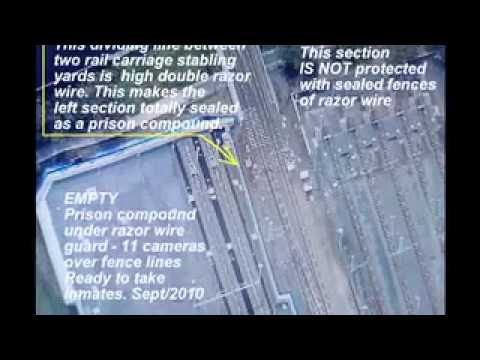 ILLUMINATI secret detention camps Australia CHEMTRAILS HAARP