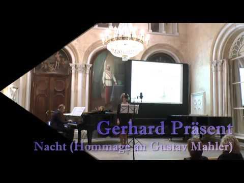 Duo Alterno in Graz 4 12 2016 (Gerhard Präsent, Nacht)