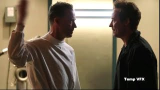 Download Video Eobard Thawne meets Harisson Wells Deleted Scene | Crisis on Earth-X Crossover MP3 3GP MP4