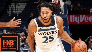 Oklahoma City Thunder vs Minnesota Timberwolves Full Game Highlights | 05.10.2018, NBA Preseason