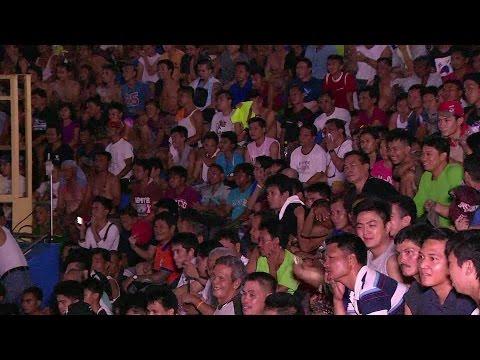 Filipinos react to Pacquiao loss