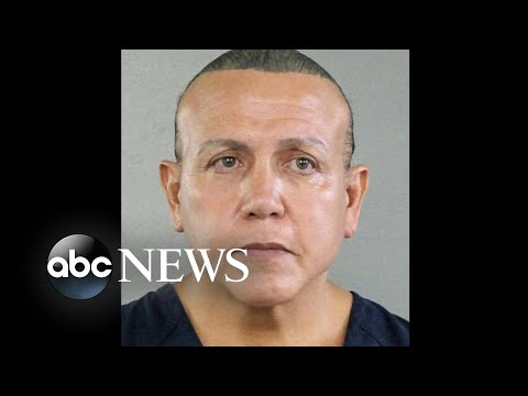 How mail bombing suspect was tracked down