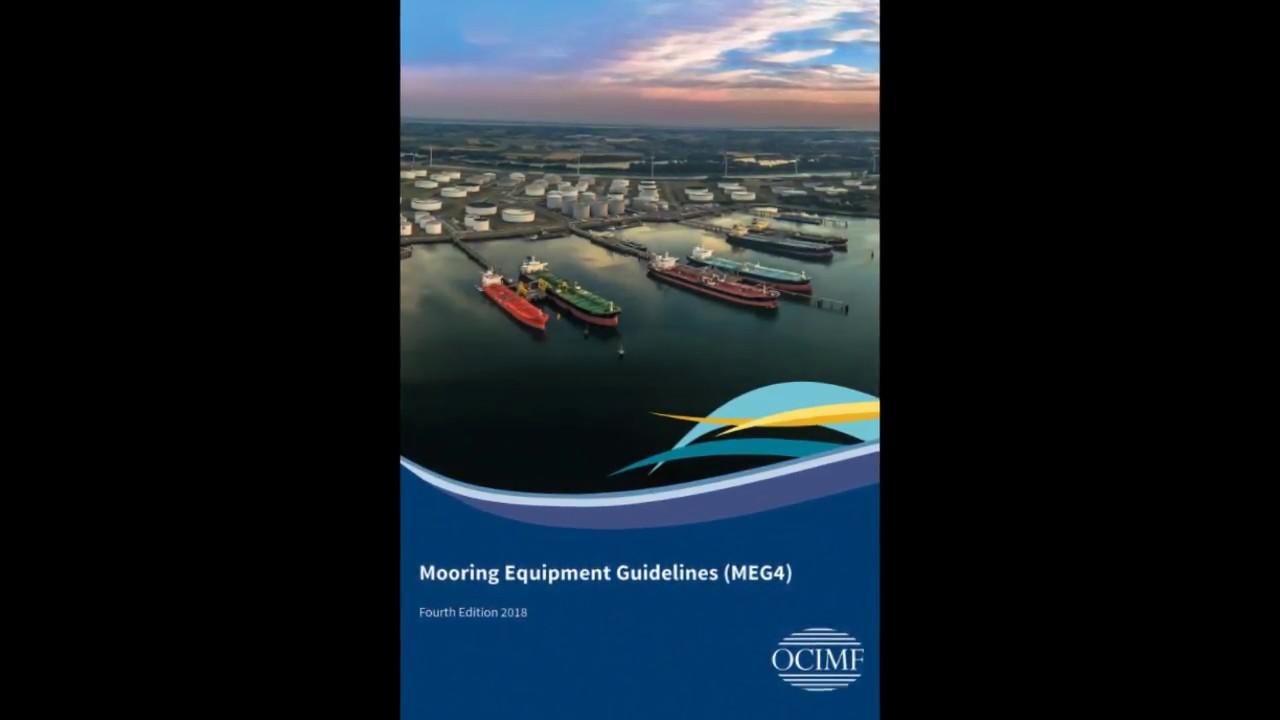 coming soon mooring equipment guidelines 4 youtube rh youtube com mooring equipment guidelines (meg4) draft mooring equipment guidelines 4