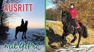 AUSRITT | Schneegalopp & Frühlingsgefühle | VLOG 7 | Pilsali
