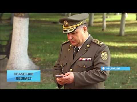 Ukraine Ceasefire Regime? One Ukrainian soldier killed prior to latest truce agreement