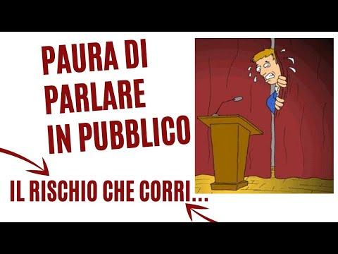 Immagine per Come superare la paura di parlare in pubblico. Il rischio che corri.