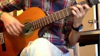 Outkast - Hey Ya (guitar fingerstyle) by Pablo Jara