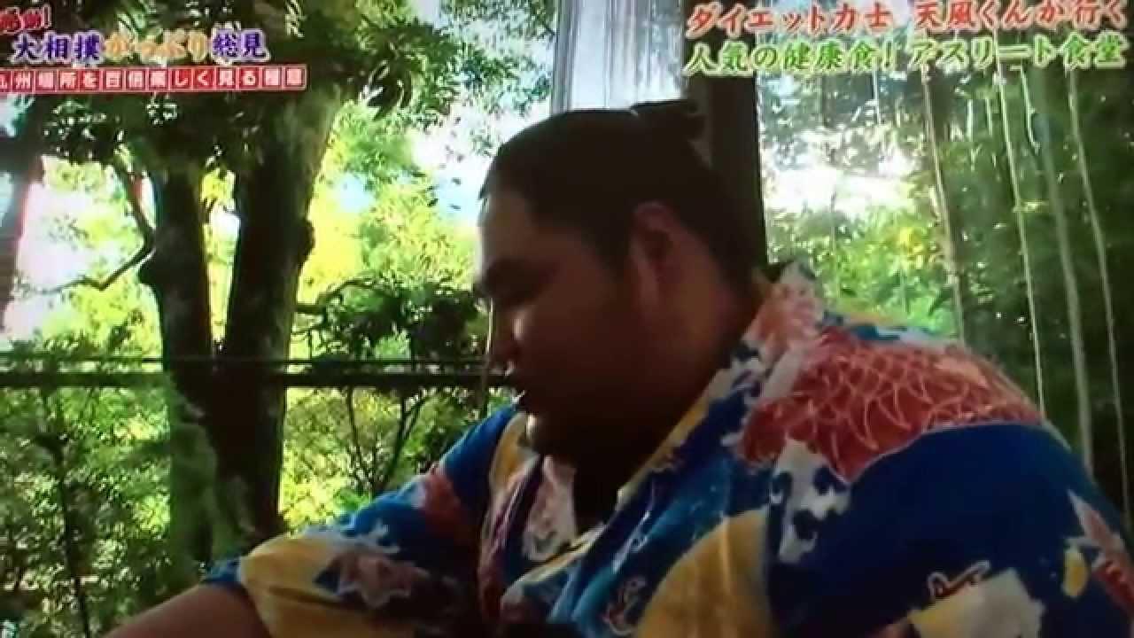 平成27年11月1日 大相撲がっぷり...